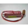 Batterie Lithium Maxell mit Stecker 3.6V