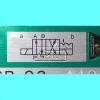 Hydraulik Magnetventil NG 6 KYB mit Rast