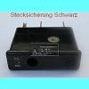 Stecksicherung Schwarz 10A