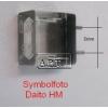 Stecksicherung Transparent 10x6x10 0.5A